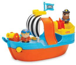 Ahoy Matey! Bath Time Ship