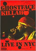 Ghostface Killah: Live in NYC