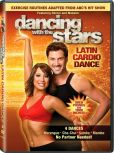 Video/DVD. Title: Dancing with the Stars: Latin Cardio Dance