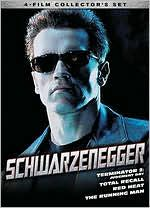 Terminator 2: Judgment Day/Total Recall/Red Heat/the Running Man