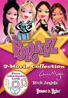 Bratz 3-Movie Collection