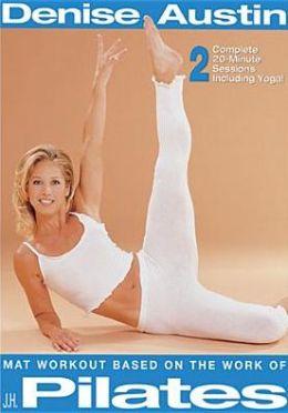 Denise Austin - Mat Workout Based on the Work of J.H. Pilates