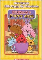 Clifford's Puppy Days: New Friends / Little Puppy, Big Adventures