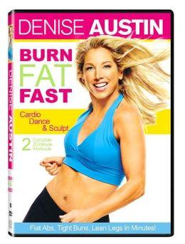 Denise Austin - Burn Fat Fast - Cardio Dance and Sculpt