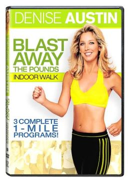 Denise Austin - Blast Away the Pounds - Indoor Walk