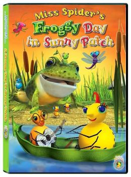 Froggy Day In Sunny Patch