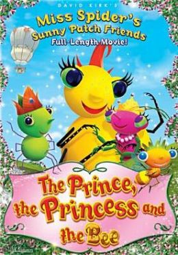 Miss Spider Special: The Prince, The Princess and the Bee