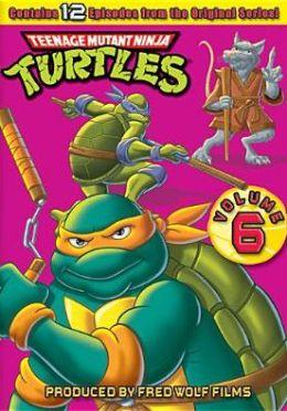 Teenage Mutant Ninja Turtles: Season 6 / (Full)