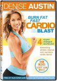 Video/DVD. Title: Denise Austin: Burn Fat Fast - Cardio Blast