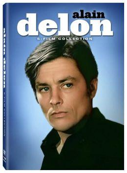 Alain Delon Collection 5-Film Collection