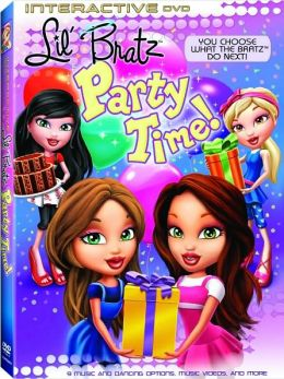 Bratz Interactive: Lil Bratz Party Time