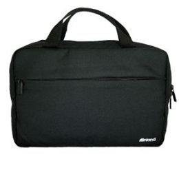 Inland 02496 Notebook Case - Fits Notebook PCs up to 17.3, Black