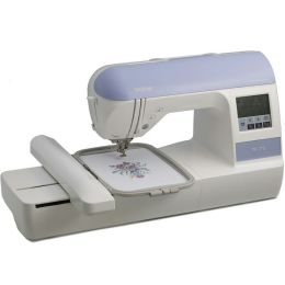 Brother PE770 Embroidery Machine with USB Memory Stick Compatibility