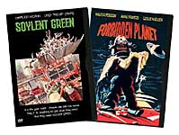 Soylent Green / Forbidden Planet