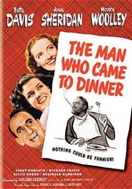 Man Who Came To Dinner (1942)