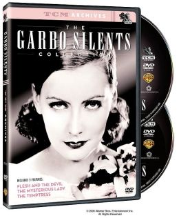 TCM Archives: The Garbo Silents Collection