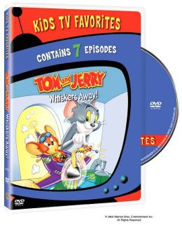 Tom and Jerry: Whiskers Away - Tv Favorites / (Std)