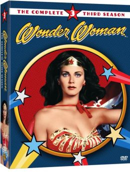 Wonder Woman - The Complete Third Season