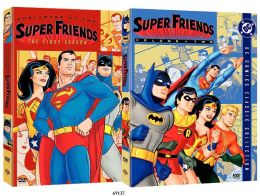 Challenge of the Super Friends: Seasons 1 & 2 (4pc) / (Std 2pk)
