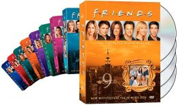 Friends: the Complete Seasons 1-9