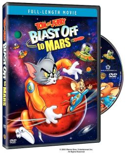 tom and jerry blast off to mars vhs - photo #6