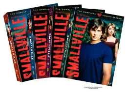 Smallville: Complete Seasons 1-4