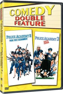Police Academy 2: Their First Assignment/Police Academy 3: Back in Training