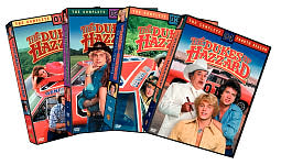 Dukes of Hazzard: Complete Seasons 1-4