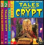 Tales from the Crypt: Complete Seasons 1-3