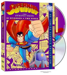 Superman the Animated Series - Vol. 3
