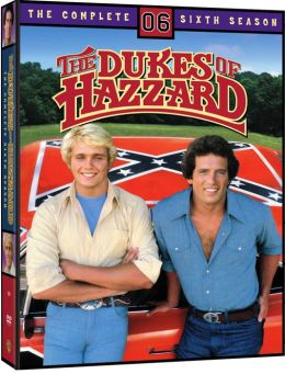 The Dukes Of Hazzard - The Complete Sixth Season