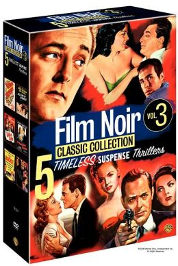 Film Noir Classics Collection, Vol. 3