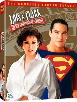 Lois & Clark - The Complete Fourth Season