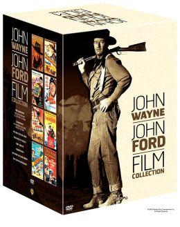 John Wayne - John Ford Film Collection