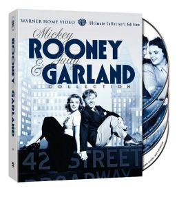 The Mickey Rooney & Judy Garland Collection