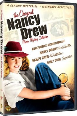 The Original Nancy Drew Mystery Movie Collection