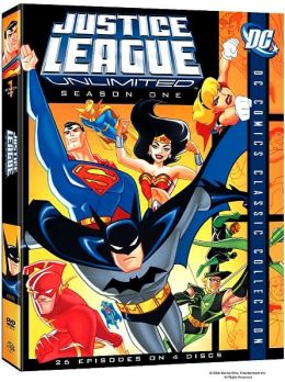 Justice League Unlimited - Season 1