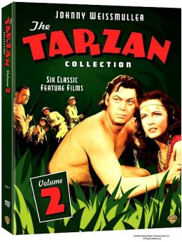 Tarzan Collection Starring Johnny Weissmuller, Vol. 2