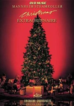Christmas Extraordinaire [DVD Audio]