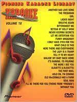 Pioneer Karaoke Library, Vol. 18