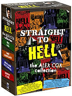 Straight to Hell: Alex Cox Collection