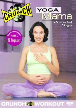 Crunch: Yoga Mama