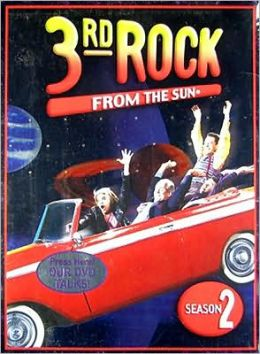 3rd Rock From The Sun Season 2 By Starz Anchor Bay