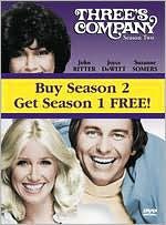 Three's Company: Seasons 1 & 2