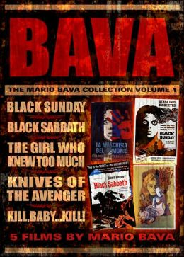 Bava: The Mario Bava Collection, Vol. 1