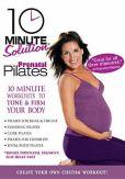 Video/DVD. Title: 10 Minute Solution: Prenatal Pilates