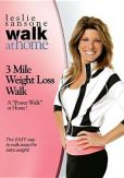Video/DVD. Title: Leslie Sansone: Walk at Home - 3 Mile Weight Loss Walk