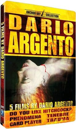 5 Films by Dario Argento