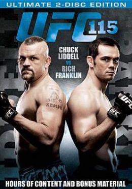 UFC 115: Liddell vs. Franklin
