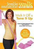 Video/DVD. Title: Leslie Sansone: Walk Your Way Thin - Walk It Off and Tone It Up